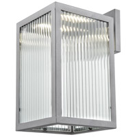 Bishop LED 14 inch Stainless Steel Outdoor Wall Mount