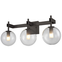 DVI Graphite Bathroom Vanity Lights