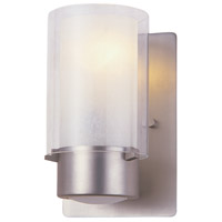 Essex 1 Light 8 inch Buffed Nickel Wall Sconce Wall Light in Opal Glass