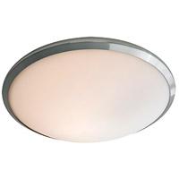 DVI DVP9039CH-OP Essex AC LED LED 12 inch Chrome Flush Mount Ceiling Light