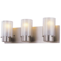 DVI Buffed Nickel Bathroom Vanity Lights