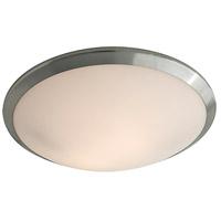 DVI DVP9049BN-OP Essex AC LED LED 16 inch Buffed Nickel Flush Mount Ceiling Light