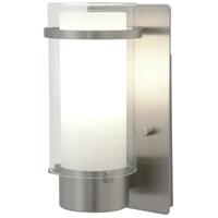 DVI DVP9062CH-OP Essex 1 Light 5 inch Chrome Wall Sconce Wall Light in Opal Glass