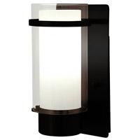 DVI DVP9062GR-OP Essex 1 Light 5 inch Graphite Wall Sconce Wall Light in Opal Glass