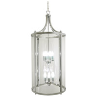 DVI Lighting Niagara 12 Light Pendant in Chrome with Clear Glass DVP4412CH