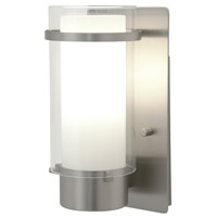 Essex 1 Light 5 inch Chrome Wall Sconce Wall Light in Opal Glass