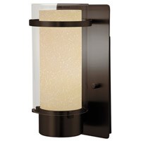 Essex 1 Light 5 inch Oil Rubbed Bronze Wall Sconce Wall Light in Butterscotch Glass