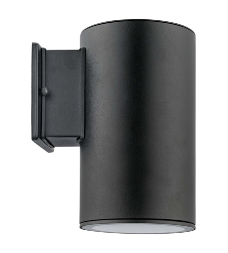 Eglo 200146A Ascoli 1 Light 5 inch Black Wall Light photo