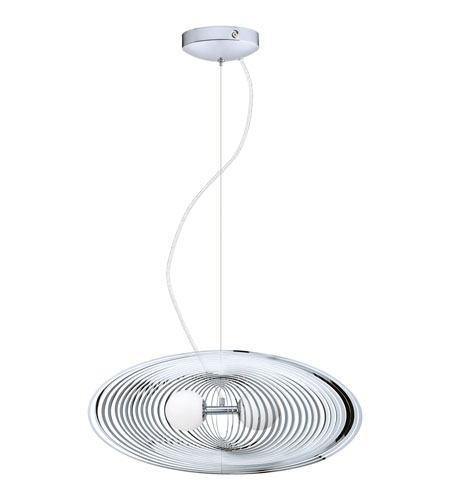 Eglo 200238A Omano 2 Light 15 inch Chrome Pendant Ceiling Light photo