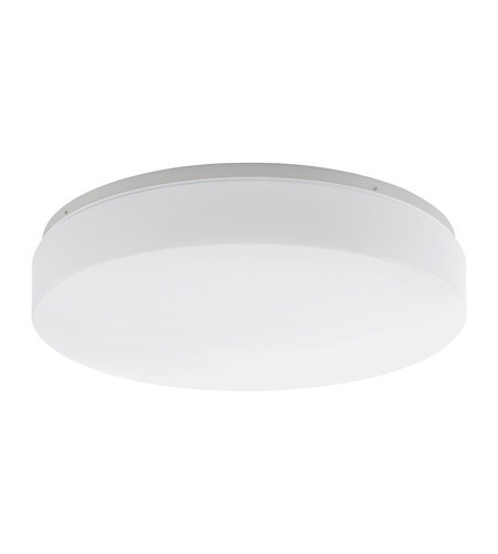 White LED Beramo Flush Mounts