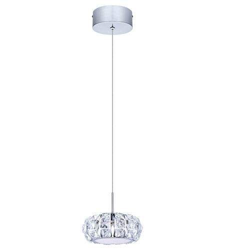 eglo 201575a corliano led 6 inch chrome mini pendant ceiling light. Black Bedroom Furniture Sets. Home Design Ideas