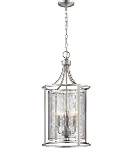 Eglo Steel Foyer Pendants