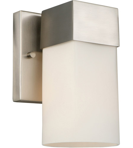 Eglo 202859A Ciara Springs 1 Light 4 Inch Brushed Nickel Wall Sconce Wall  Light