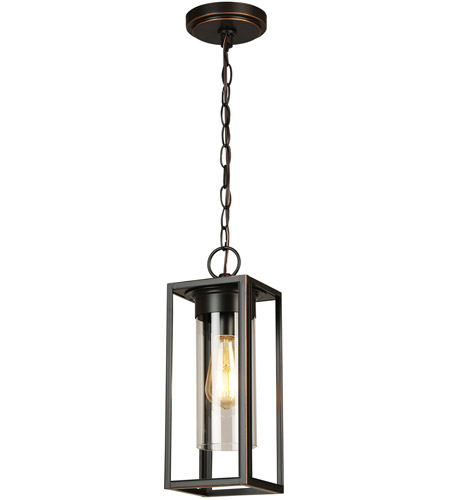 Oil Rubbed Bronze Outdoor Pendants