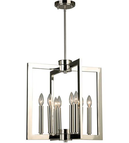 19 Inch Satin Nickel Pendant Ceiling Light
