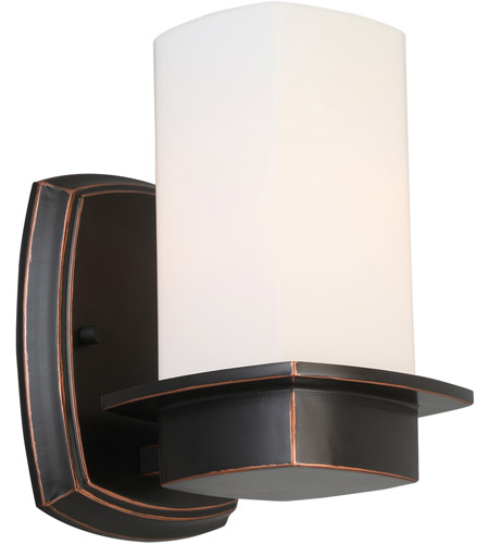 Eglo 203984A Vlacker 1 Light 6 inch Oil Rubbed Bronze Wall Sconce Wall Light photo