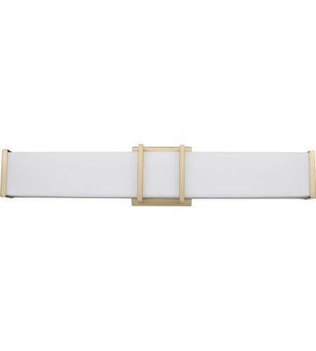 Inch Brushed Gold Bath Vanity Wall