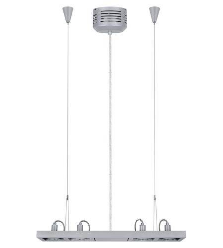 Eglo Lighting Vectus 4 Light Pendant in Silver 20919A photo