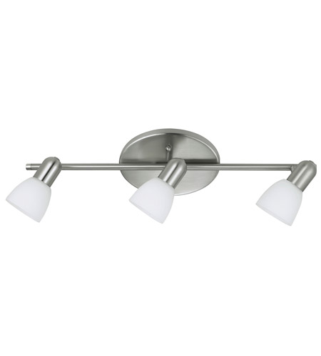 Eglo 27323A Dakar 3 Light 5 inch Matte Nickel Wall Spot Wall Light photo