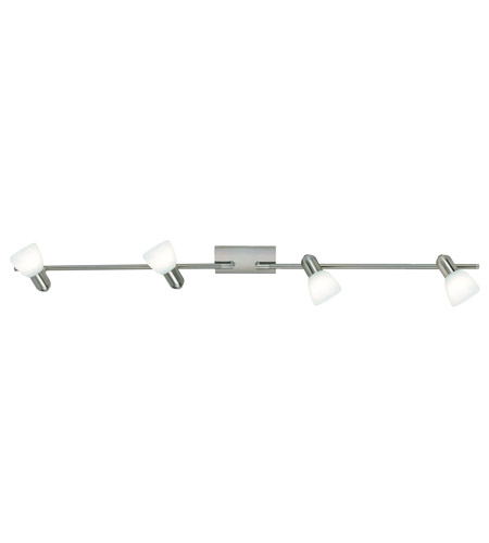Eglo Lighting Dakar 4 Light Wall Spot in Matte Nickel 27324A photo