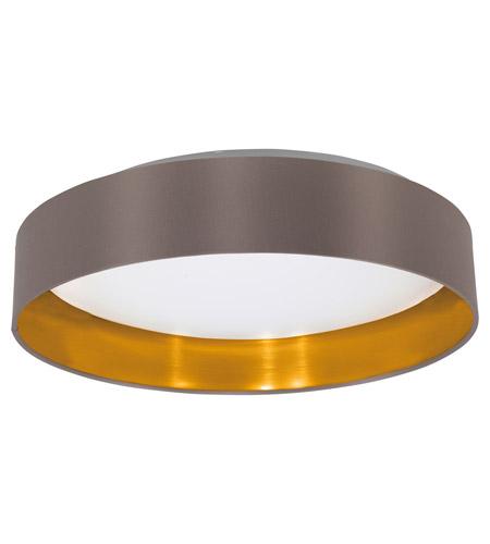 Eglo 31625a maserlo led 16 inch satin nickel flush mount ceiling light mozeypictures Images