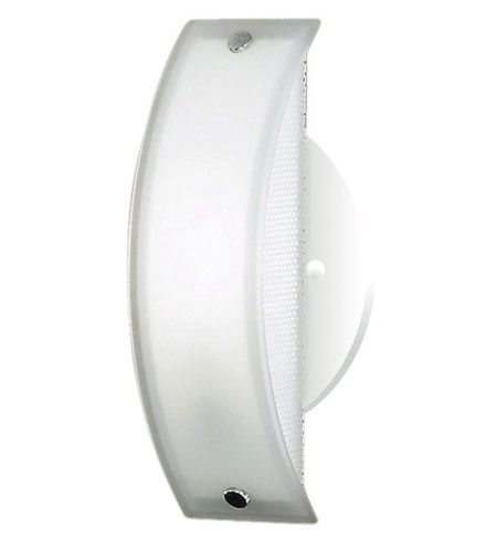 Eglo Bari 1 Light Wall Light in Chrome 80282A photo