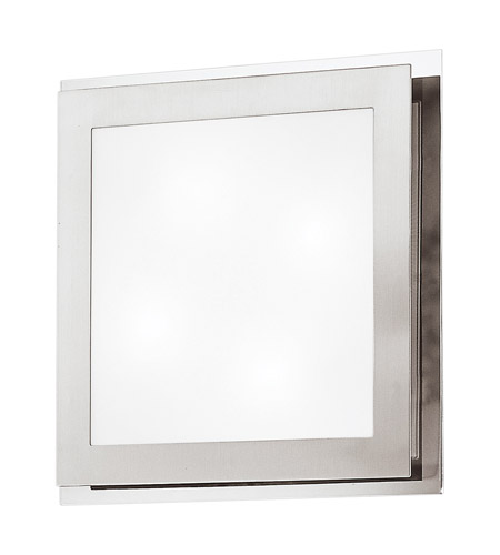 Eglo Eos 4 Light Wall Light in Matte Nickel & Chrome 82218A photo