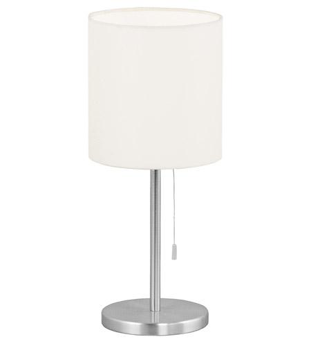 Eglo 82811a Sendo 14 Inch 60 Watt Aluminum Table Lamp Portable Light
