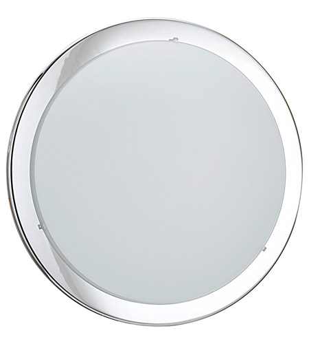 Eglo Planet 2 Light Wall Light in Chrome 82944A photo