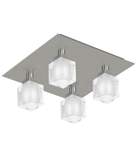 Eglo TRESCO nickel frosted Bathroom Lights 83921A photo