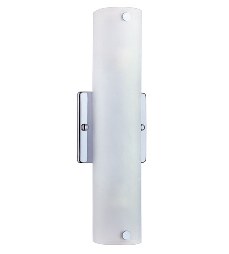 Eglo 85338A Mono 2 Light 4 inch Chrome Wall Light photo