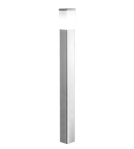 Eglo 86389A Calgary 1 Light 43 inch Stainless Steel Outdoor Post Light photo