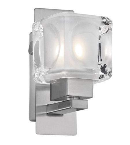Eglo 86568A Tanga 1 Light 4 inch Matte Nickel Wall Light  photo