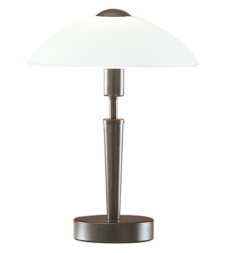 Eglo Solo 1 antique brown/speckled Table Lamps 87257A photo