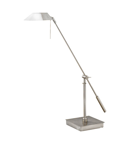 Eglo Storia 1 Light Table Lamp in Matte Nickel 88246A photo