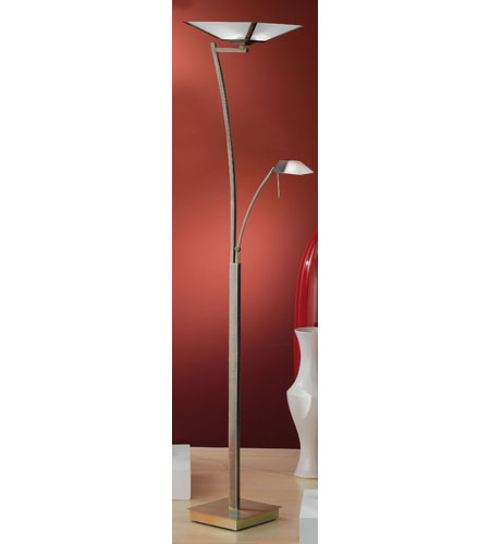 Eglo LASKO burnished Floor Lamps 88407A photo