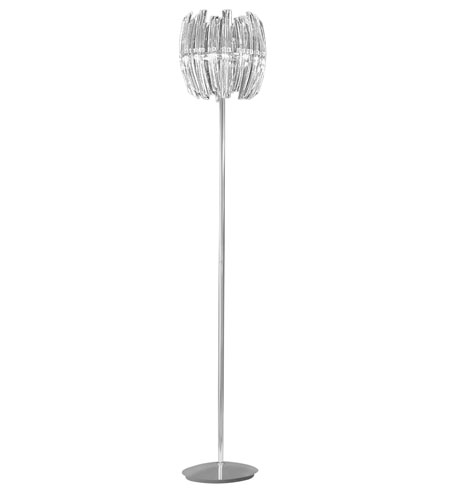 Eglo Drifter 4 Light Floor Lamp in Chrome 89208A photo