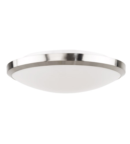 Eglo Saturnia 3 Light Ceiling Light in Matte Nickel 89441A photo