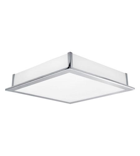 Eglo Auriga 1 Light Wall Light in Chrome 89454A photo
