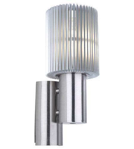 Eglo Lighting Maronello 1 Light Outdoor Wall Light in Aluminum 89572A photo