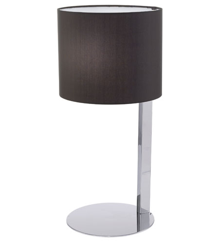 Eglo Chicco 1 Light Table Lamp in Chrome 90126A photo