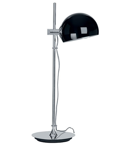 Eglo Bo 1 Light Table Lamp in Chrome 90131A photo