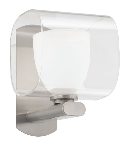 Eglo Lou 1 Light Wall Light in Chrome 90192A photo