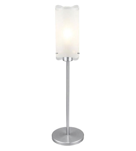 Eglo Felice 1 Light Table Lamp in Matte Nickel 90342A photo