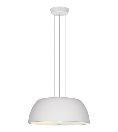 Eglo 90366A Ryan 2 Light 16 inch White Pendant Ceiling Light photo