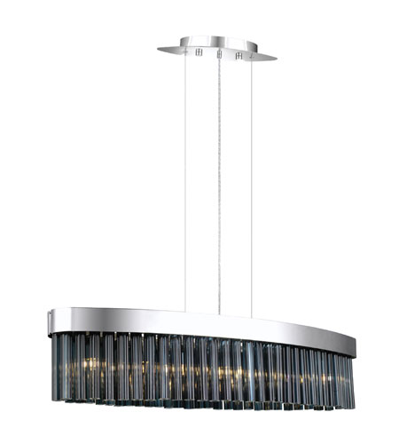 Eglo 90412A Faenza 7 Light 6 inch Chrome Chandelier Ceiling Light photo