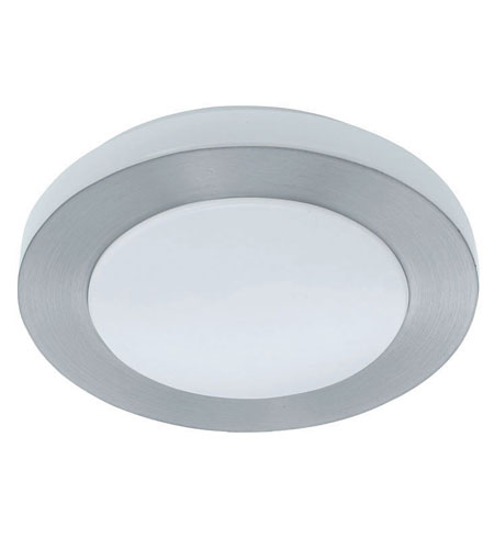 Eglo Carpi 1 Light Ceiling Light in Brushed Aluminum 90447A photo