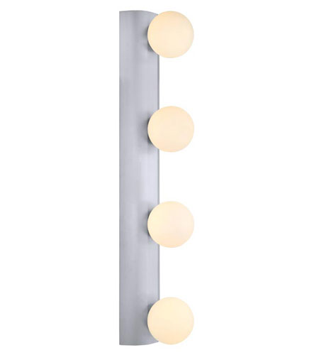 Eglo Neso 4 Light Wall/Ceiling Light in Aluminum 90628A photo