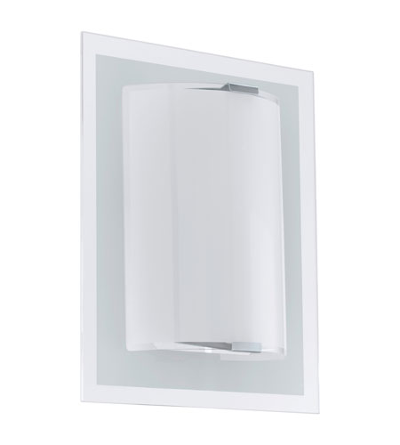 Eglo Zemo 1 Light Wall Light in White 91209A photo