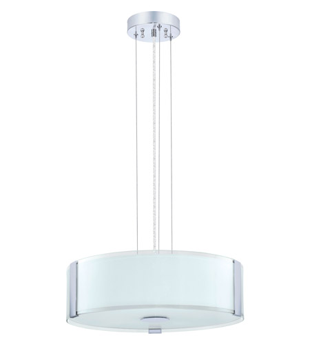 Eglo Lighting Varano 3 Light Large Pendant in Chrome 91255A photo